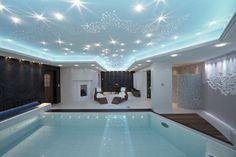 Osvětlení bazénů