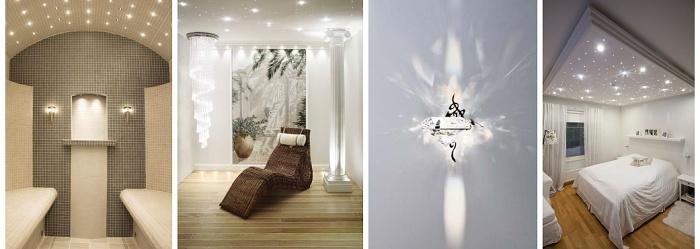 Správně zvolené osvětlení může změnit obyčejné věci v luxusní